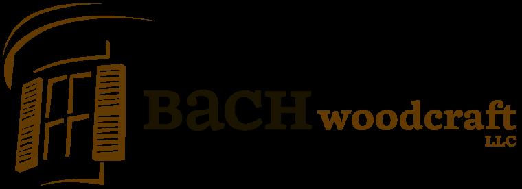 Bach Woodcraft Logo