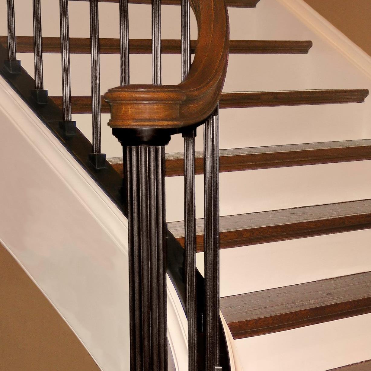 Vintage Circular Stairbuilding